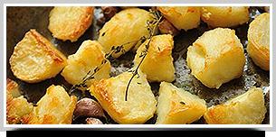 Ricette con patate del Fucino