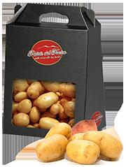 Vendita patate del Fucino