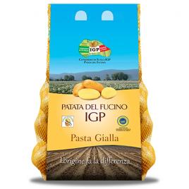 PATATA DEL FUCINO IGP – PASTA GIALLA – CONF. 1,5 KG