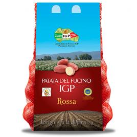 PATATA DEL FUCINO IGP – ROSSA – CONF. 1,5 KG