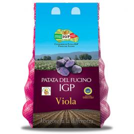 PATATA DEL FUCINO IGP – VIOLA – CONF. 1 KG